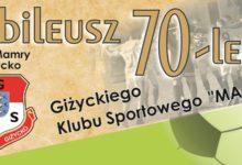 GKS MAMRY OBCHODZI JUBILEUSZ 70-LECIA