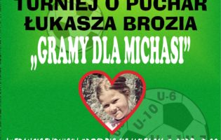GRAMY DLA MICHASI!